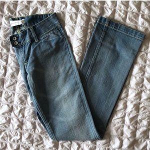 Paper Denim & Cloth Boot Cut Jeans